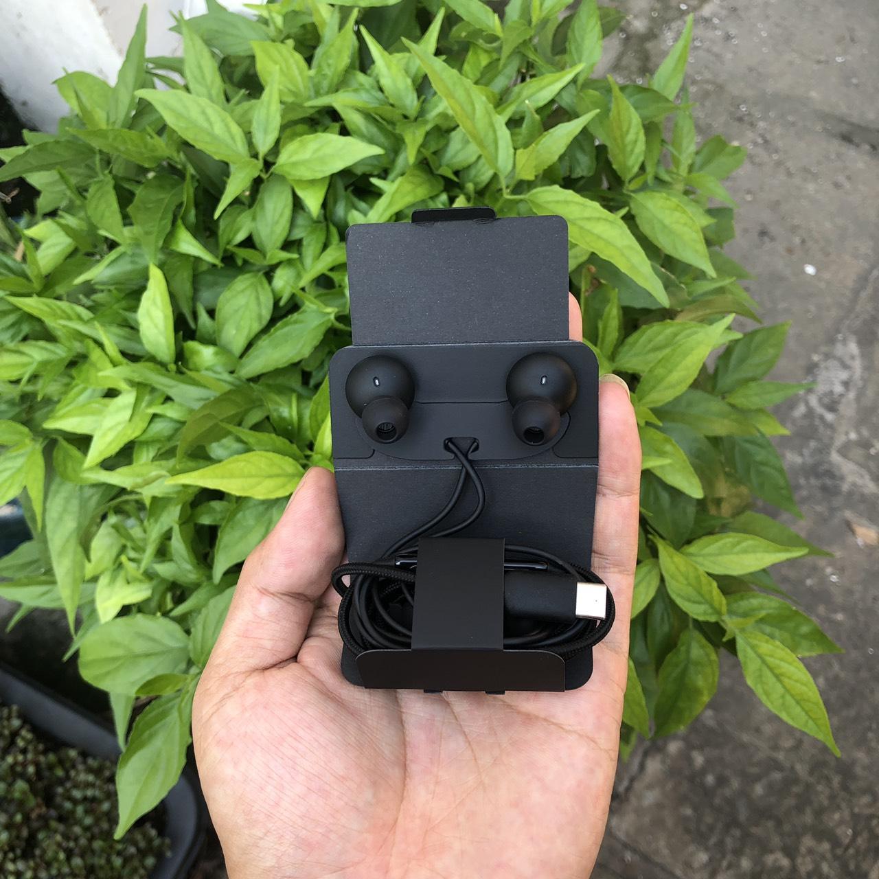Tai Nghe Nhét Tai Dành Cho Samsung Galaxy Note10/10Plus - Jack Cắm Chuẩn Type C - Âm Thanh Cực Đỉnh - Chân Thực