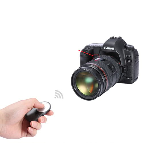 Remote Điều Khiển Từ Xa Cho Máy Ảnh Canon