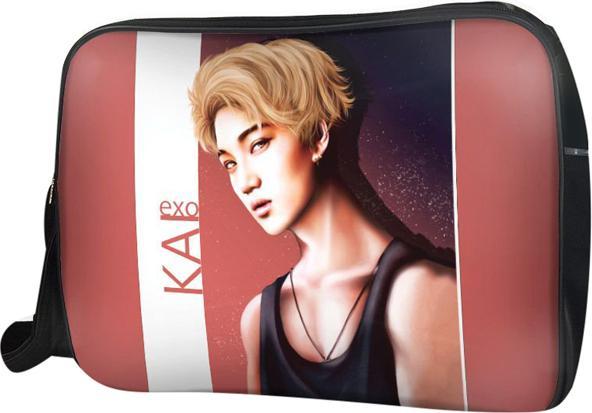 Túi Đeo Chéo Hộp Unisex Exo Kai - TCKC026 34 x 9 x 25 cm