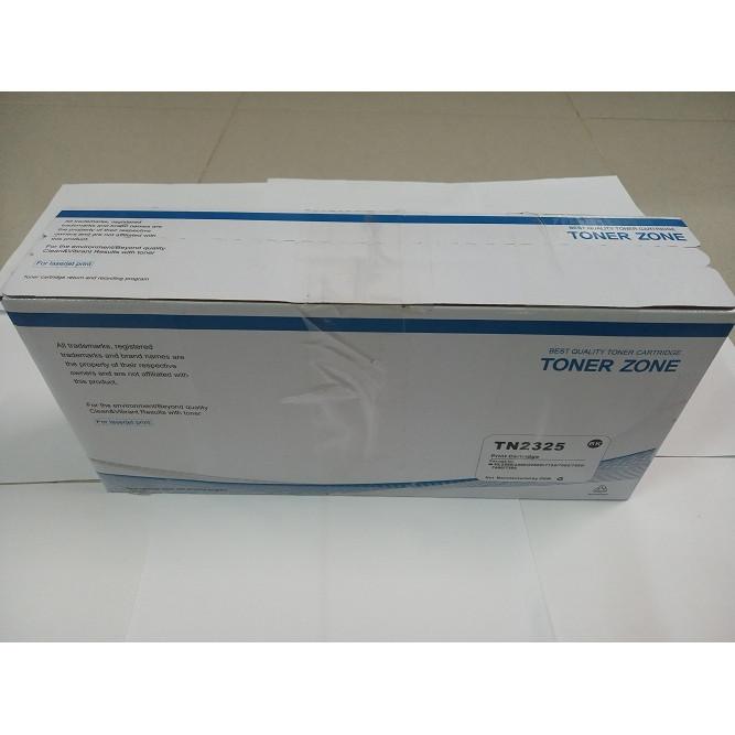 Hộp mực Brother TN 2325 dùng cho máy in Brother HL-L2361DN/HLL-2321D/MFC-L2701DW/HL-L2366DW/L2701D