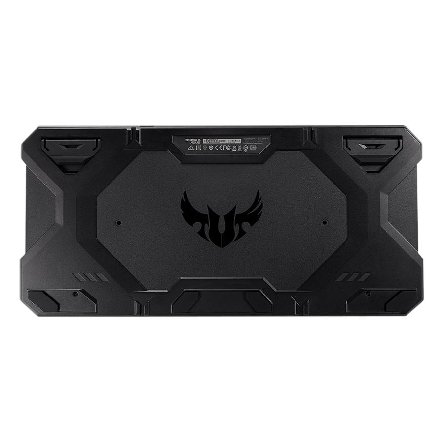 Bàn Phím Chơi Game Asus TUF Gaming K5 RGB Aura Sync - Hàng Chính Hãng