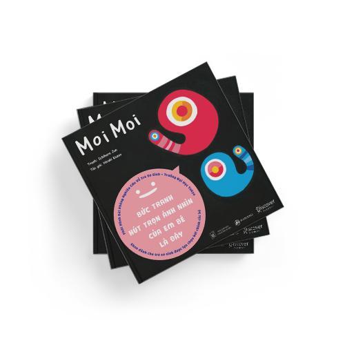 Combo 4 cuốn Moi moi giúp các bé ngừng khóc và Những Điều Kỳ Diệu Của âm thanh ( 0-6 tuổi)