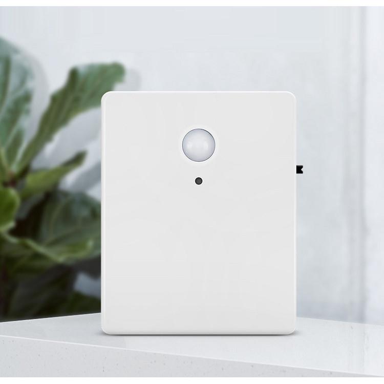 Thiết bị báo khách cảm biến hồng ngoại thông minh V4 ( Tặng kèm pin )