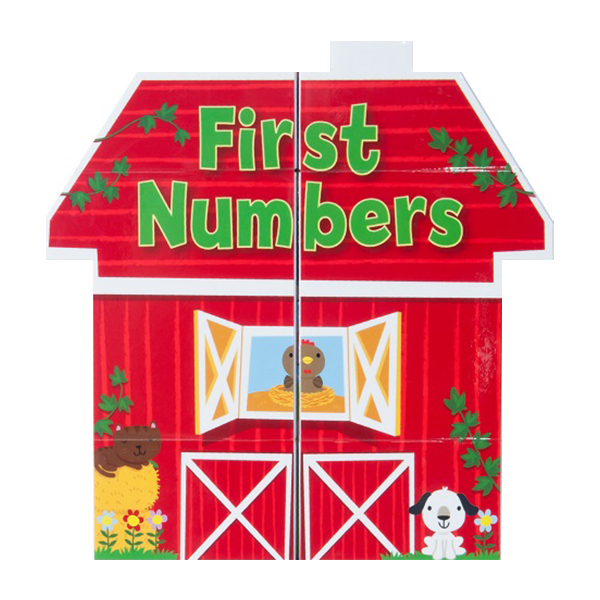 Clever Book: First Numbers
