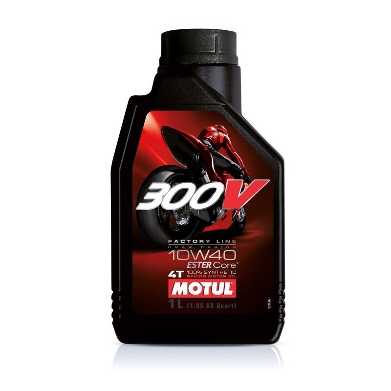 Motul 300v FT  10W40 (1L)