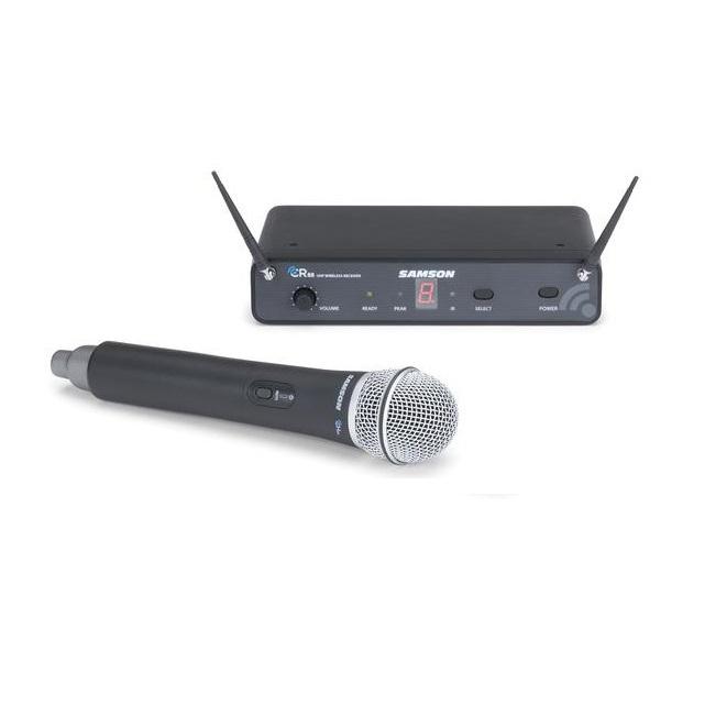 Micro Không Dây SAMSON Concert 88 Handheld - Hàng Chính Hãng