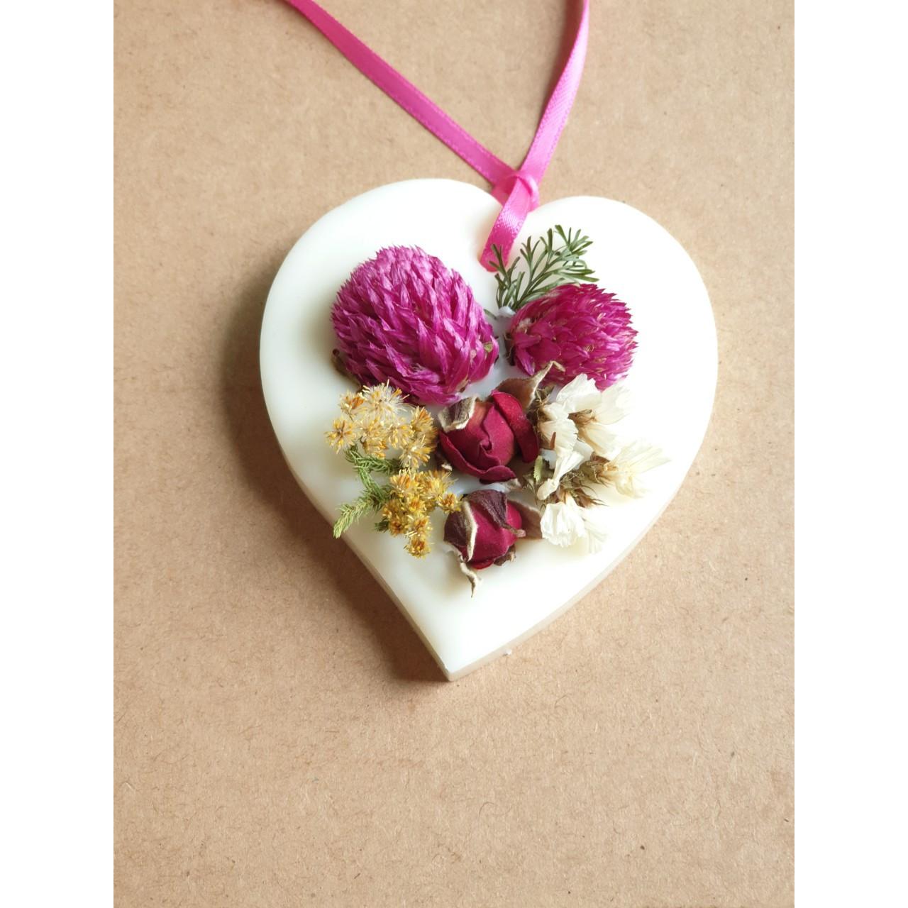 Sáp thơm tinh dầu Ngọc Lan Tây 25-45g/ Natural scented wax tablets/Air Fresheners
