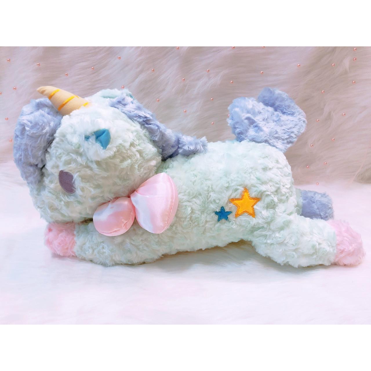 Gấu bông Unicorn dễ thương 50cm (xanh)