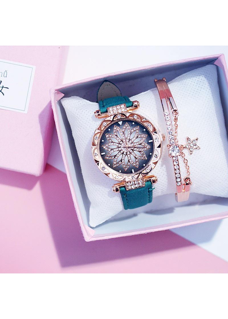 Đồng hồ nam nữ thời trang thông minh hamino DH26