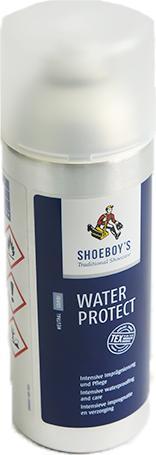 Combo Xịt chống thấm, xịt khử mùi giày, xi đánh giày Shoeboy's chính hãng nhập khẩu từ Đức (SB-AD3)