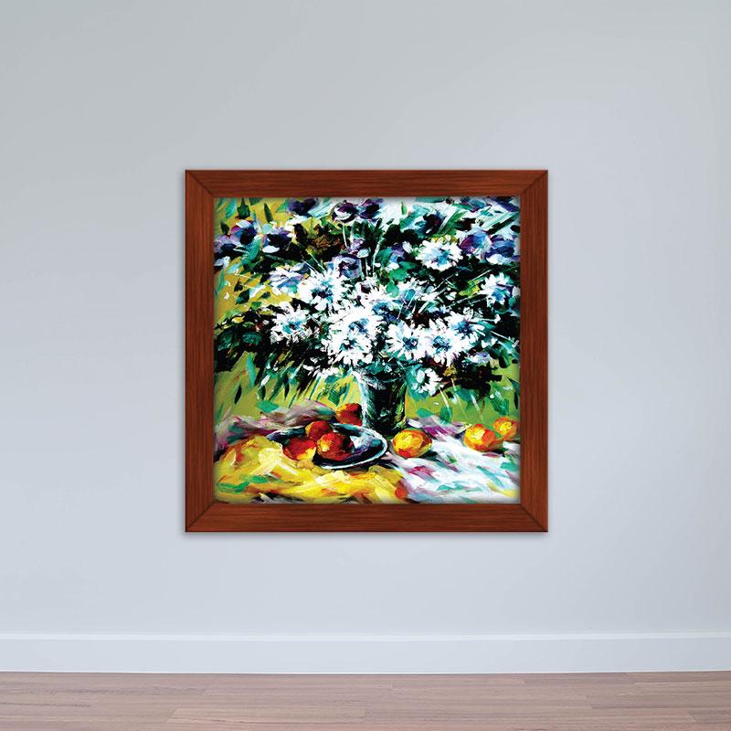 Tranh sơn dầu in canvas  Tranh hoa lá và tĩnh vật W1898 - Size 40x40 - 24224862 , 5939095212560 , 62_10830922 , 400000 , Tranh-son-dau-in-canvas-Tranh-hoa-la-va-tinh-vat-W1898-Size-40x40-62_10830922 , tiki.vn , Tranh sơn dầu in canvas  Tranh hoa lá và tĩnh vật W1898 - Size 40x40