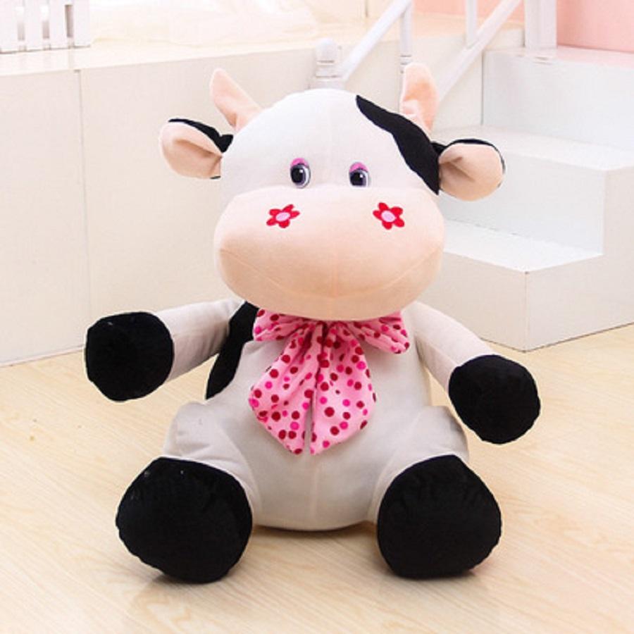 Gấu bông bò sữa