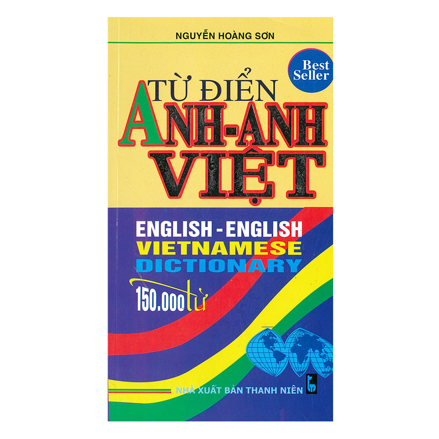 Từ Điển Anh - Anh Việt 150.000 Từ