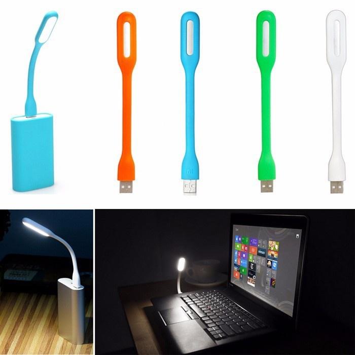 Đèn LED siêu sáng cắm cổng USB tiện dụng cho laptop, máy tính, sạc dự phòng (Giao màu ngẫu nhiên)