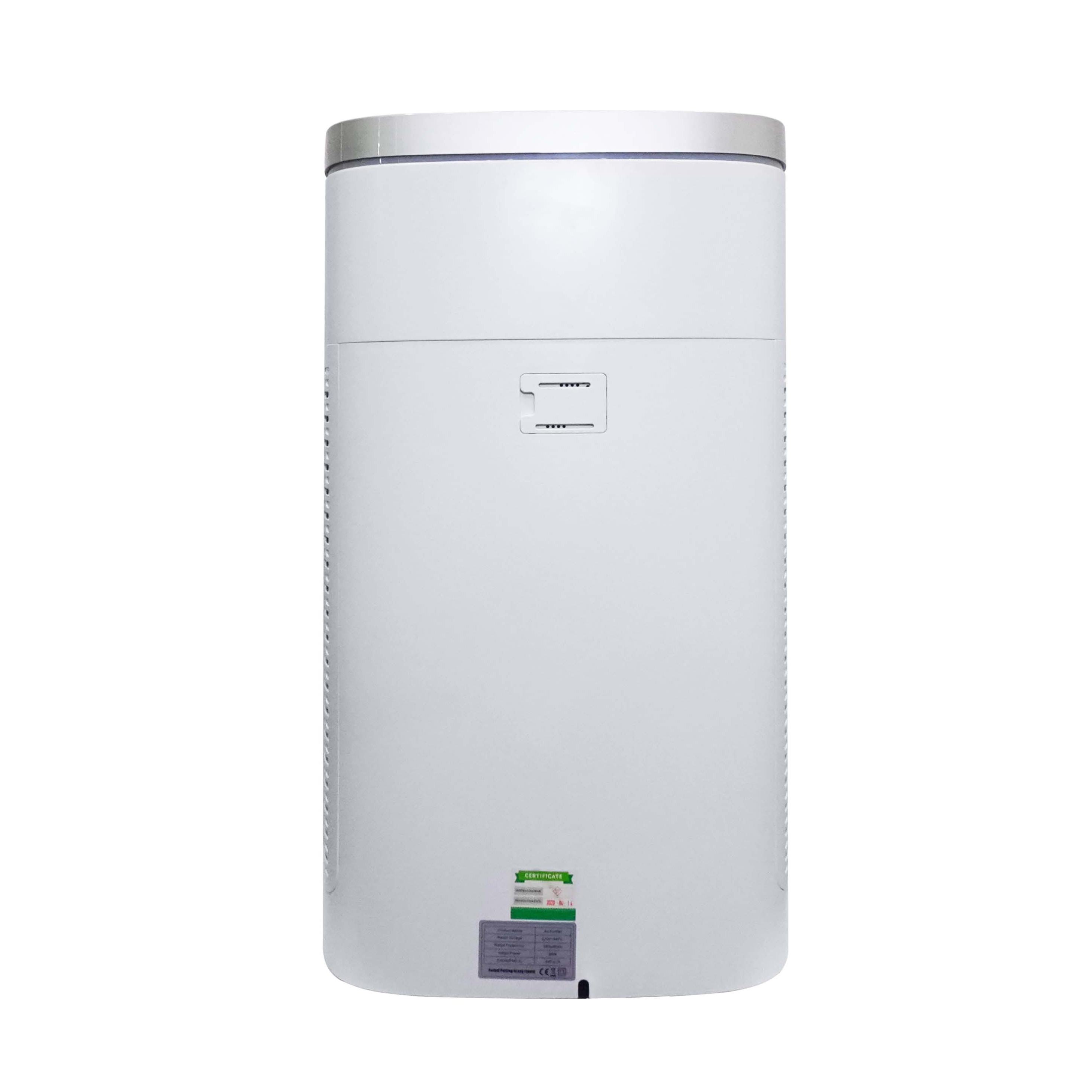 Máy Lọc Không Khí Ebraco E800 - 2 Bộ Lọc HEPA - Lọc Mùi, Phấn Hoa, Bụi Mịn - Hàng Chính Hãng