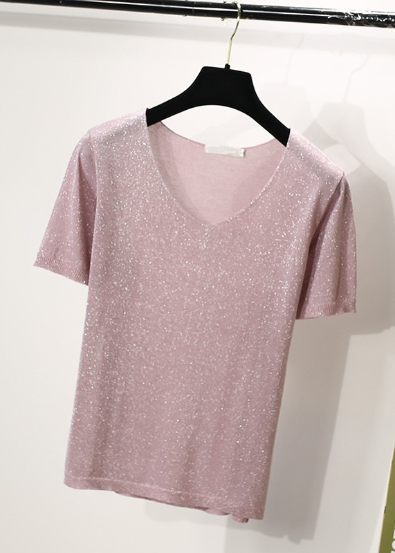 Áo nữ kim tuyến mẫu mới Haint Boutique hble24