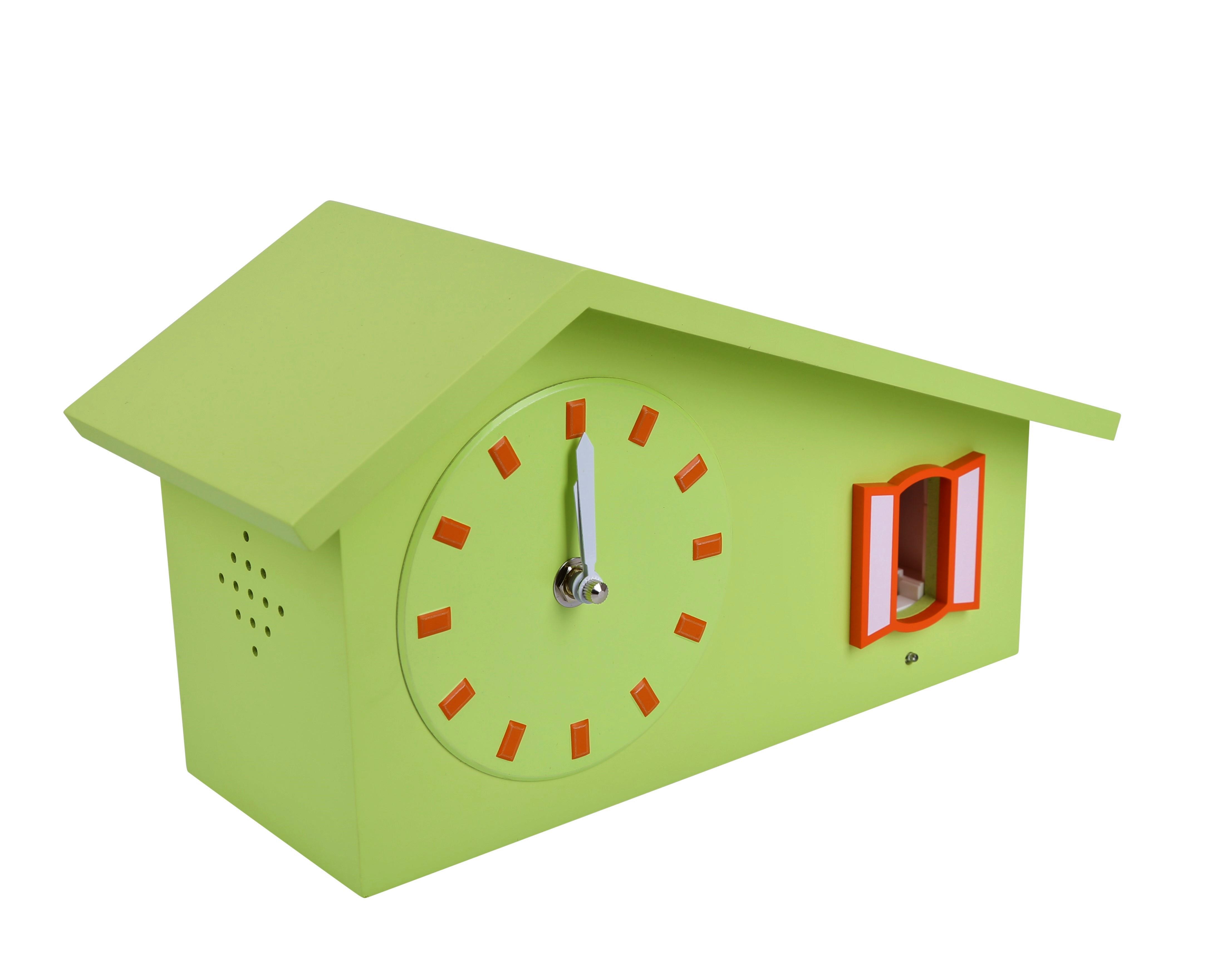 Đồng hồ Monote Rachel Cuckoo màu xanh