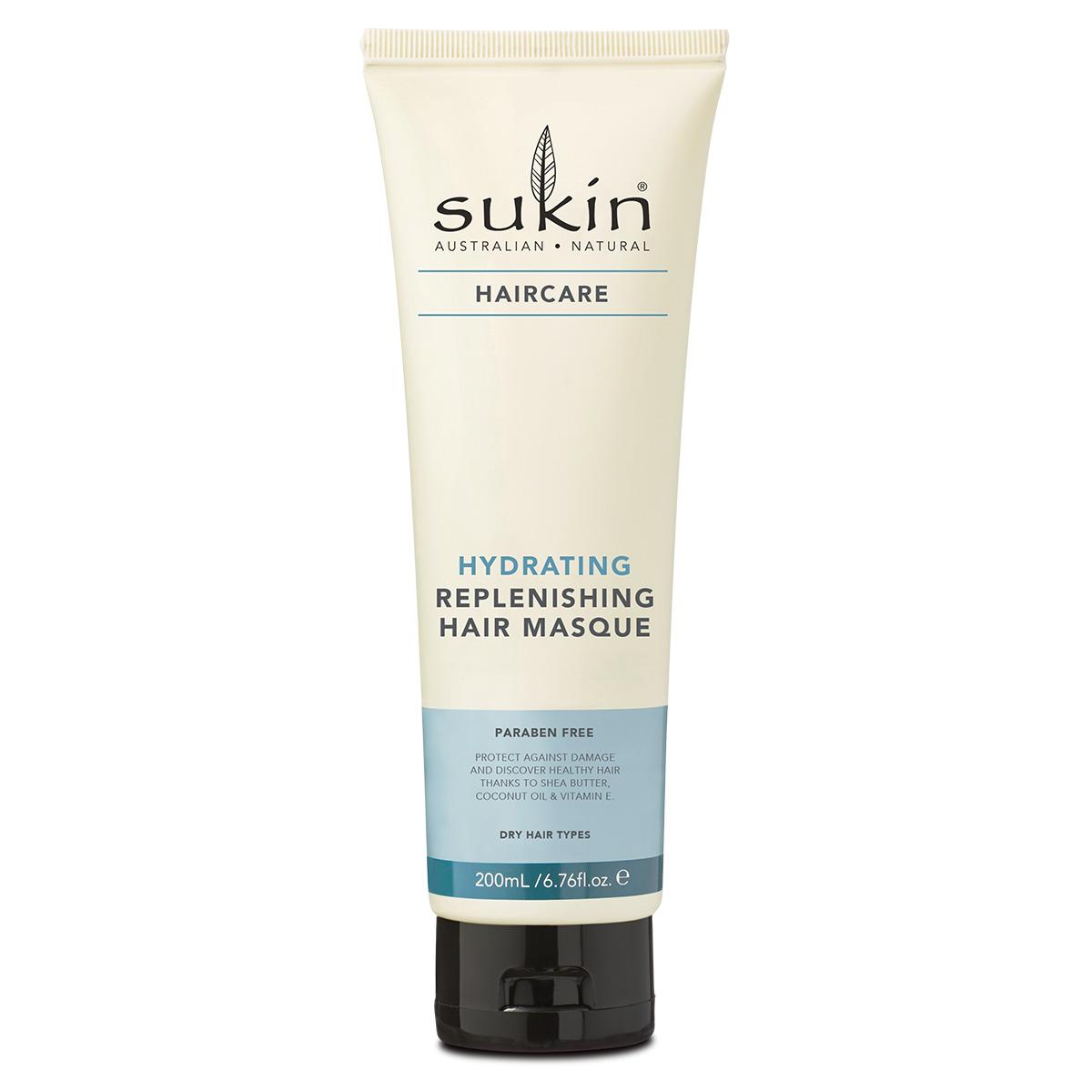 Mặt Nạ Dưỡng Ẩm Tóc Sukin Hydrating Replenishing Hair Masque 200ml