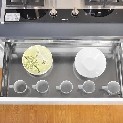 Giá để xoong nồi trong tủ bếp HX09