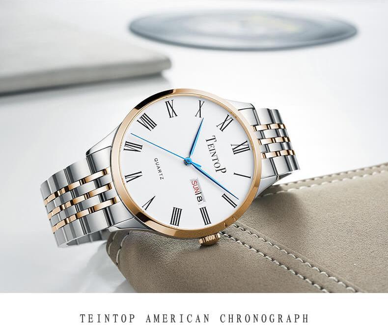 Đồng hồ nam chính hãng Teintop T7017-8