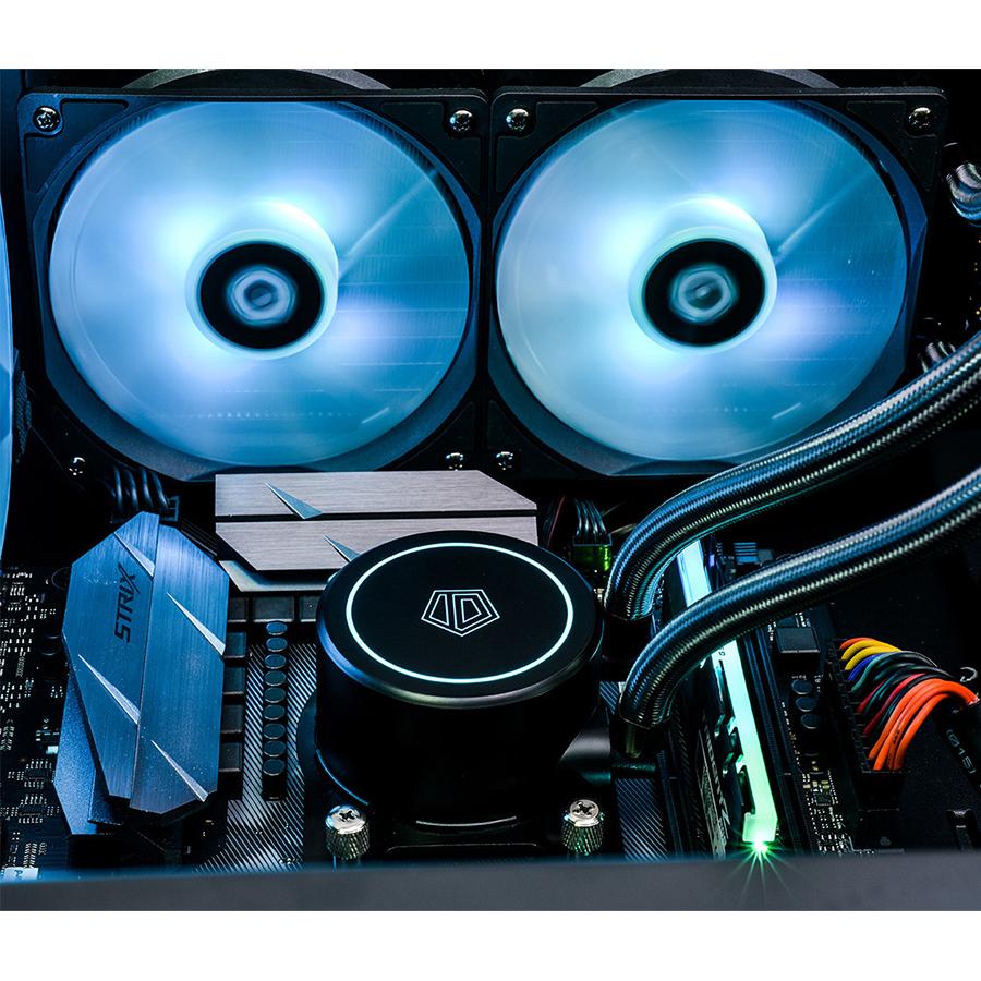 Tản Nhiệt Nước CPU ID-COOLING AURAFLOW X 240 - Hàng Chính Hãng