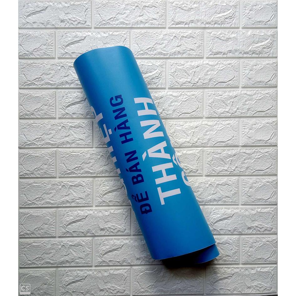 Decal trang  trí Slogan trang trí văn phòng công ty số 19