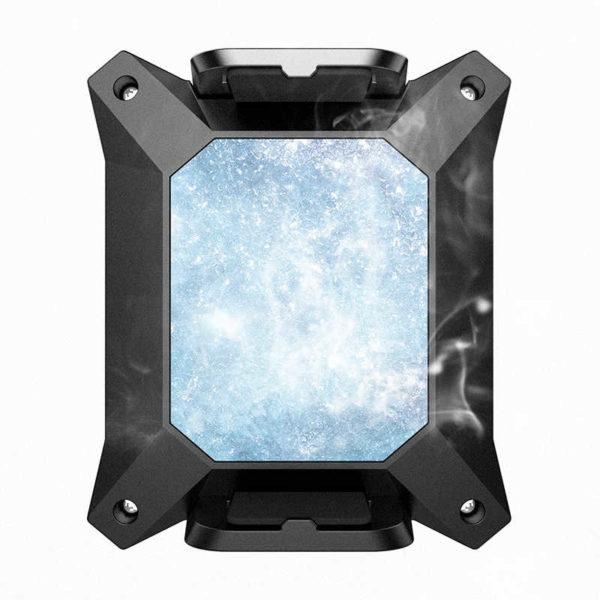 Quạt tản nhiệt điện thoại K02 ( có đèn RGB)