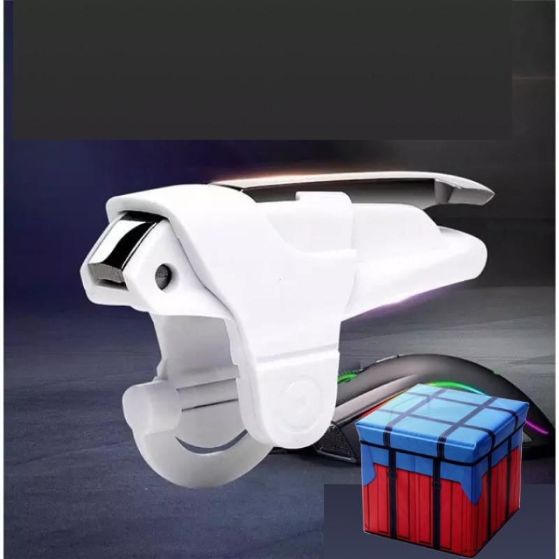 Bộ 2 nút bấm cực nhạy chơi game PUBG mobile, Freefire D99
