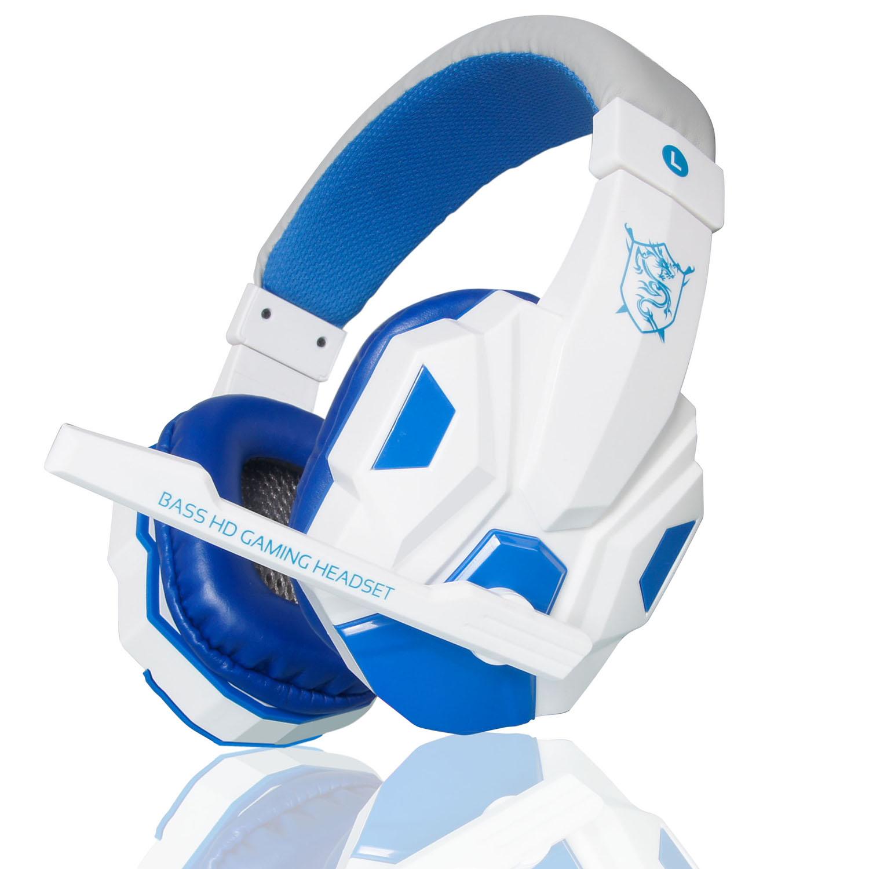Mua tai nghe Over Ear chính hãng Plextone PC780, tai nghe đa năng thiết kế chụp tai kiểu chùm đầu đâm chất Game thủ(Có đèn LED), màng loa 40mm bọc da Simili cao cấp.