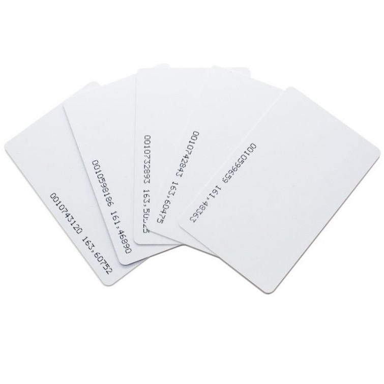 Phôi thẻ Promixity trắng - Hộp 100 thẻ