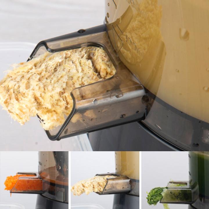 Máy ép chậm - Máy ép nguyên trái giữ nguyên giá trị dinh dưỡng MIDUI-018