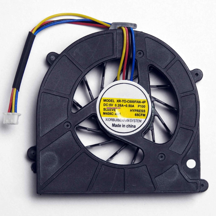 Quạt CPU cho laptop Toshiba C600 C605 C640 C645 L630 L635