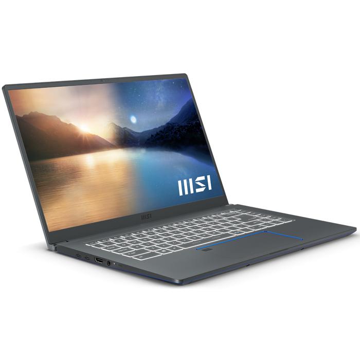 Laptop MSI Prestige 15 A11SCX-209VN (Core i7-1185G7/ 16GB (8GB x2) DDR4 3200MHz/ 512GB PCIe Gen4x4/ GTX 1650 4GB GDDR6 with Max-Q Design/ 15.6 FHD IPS/ Win10) - Hàng Chính Hãng