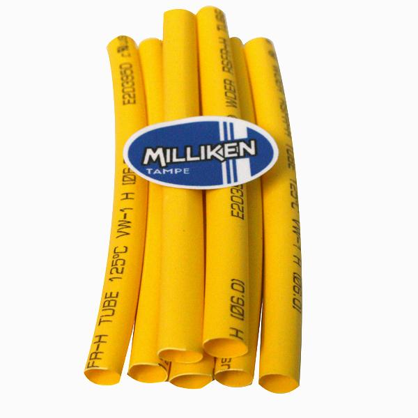Bộ 7 Ống Gen Co Nhiệt Bảo Vệ Đầu Cáp Sạc Điện Thoại- Máy Tính Bảng Milliken NL-3027 - Hàng chính hãng