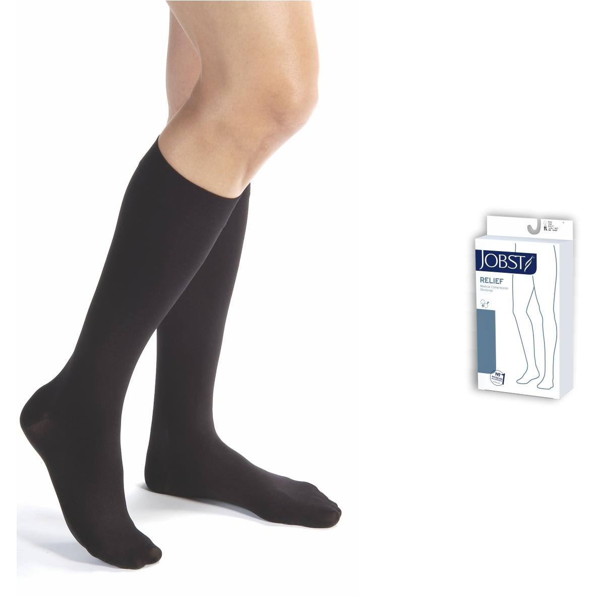 Vớ y khoa gối JOBST Relief - Cơ bản điều hỗ trợ trị giãn tĩnh mạch chân