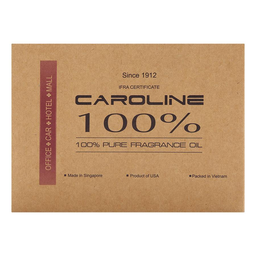 Combo 3 Chai Tinh Dầu Nước Hoa Caroline 10ml