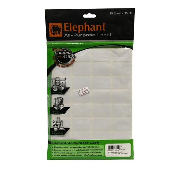 Giấy Ghi Chú Decal Elephant Cỡ A8 25 x 38