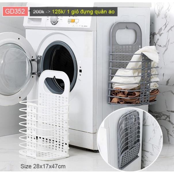 Giỏ đựng quần áo bỏ máy giặt