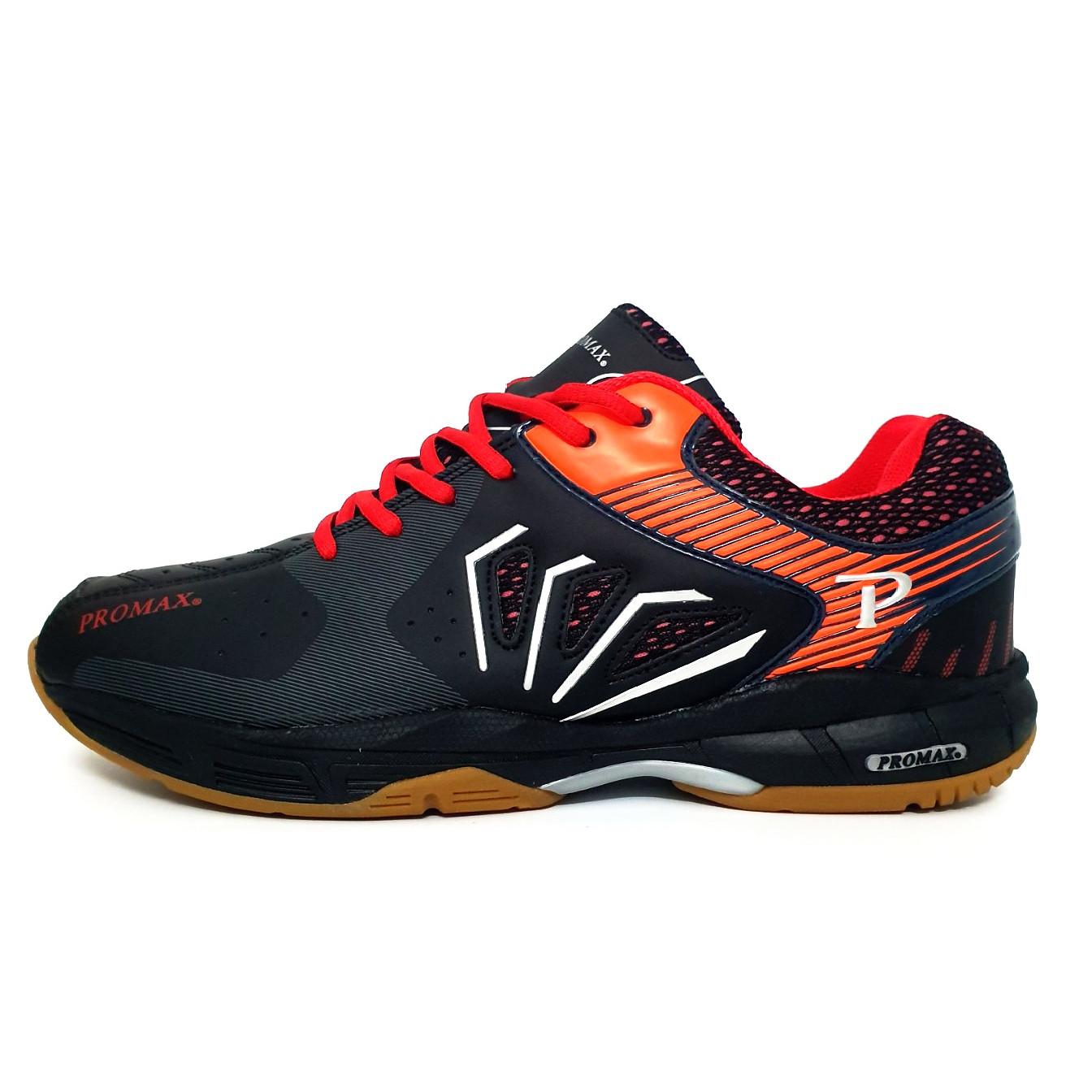 Giày bóng chuyền nam nữ Promax PR20001 mẫu mới, da PU đế cao su non siêu bền