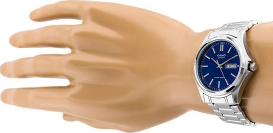 Đồng hồ nam dây kim loại Casio MTP-1239D-2ADF