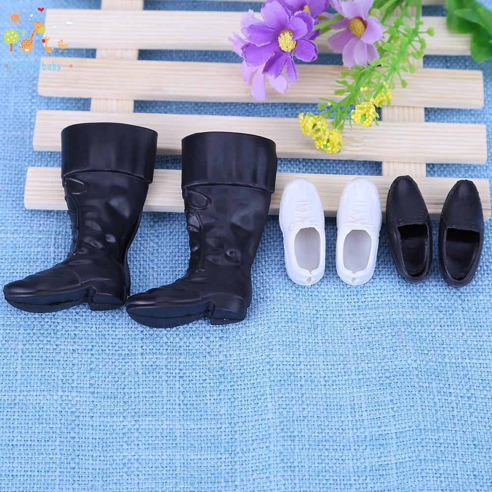 Set 3 giày cho búp bê Ken