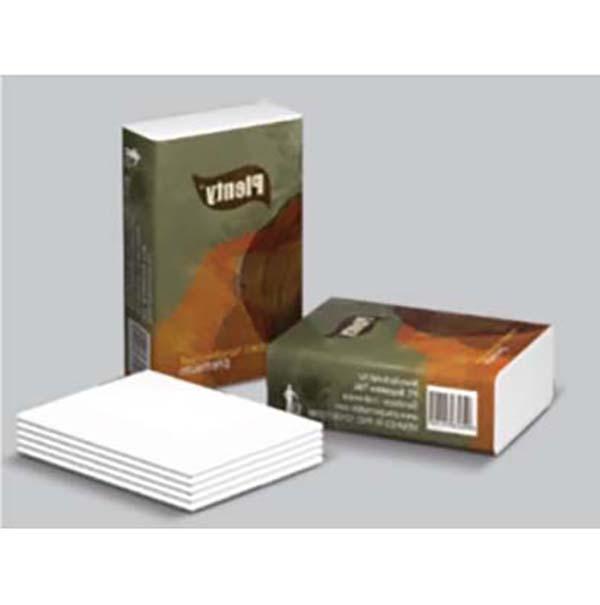 Combo 20 gói khăn giấy cao cấp PLENTY, 3 Lớp, 10 Tờ/gói