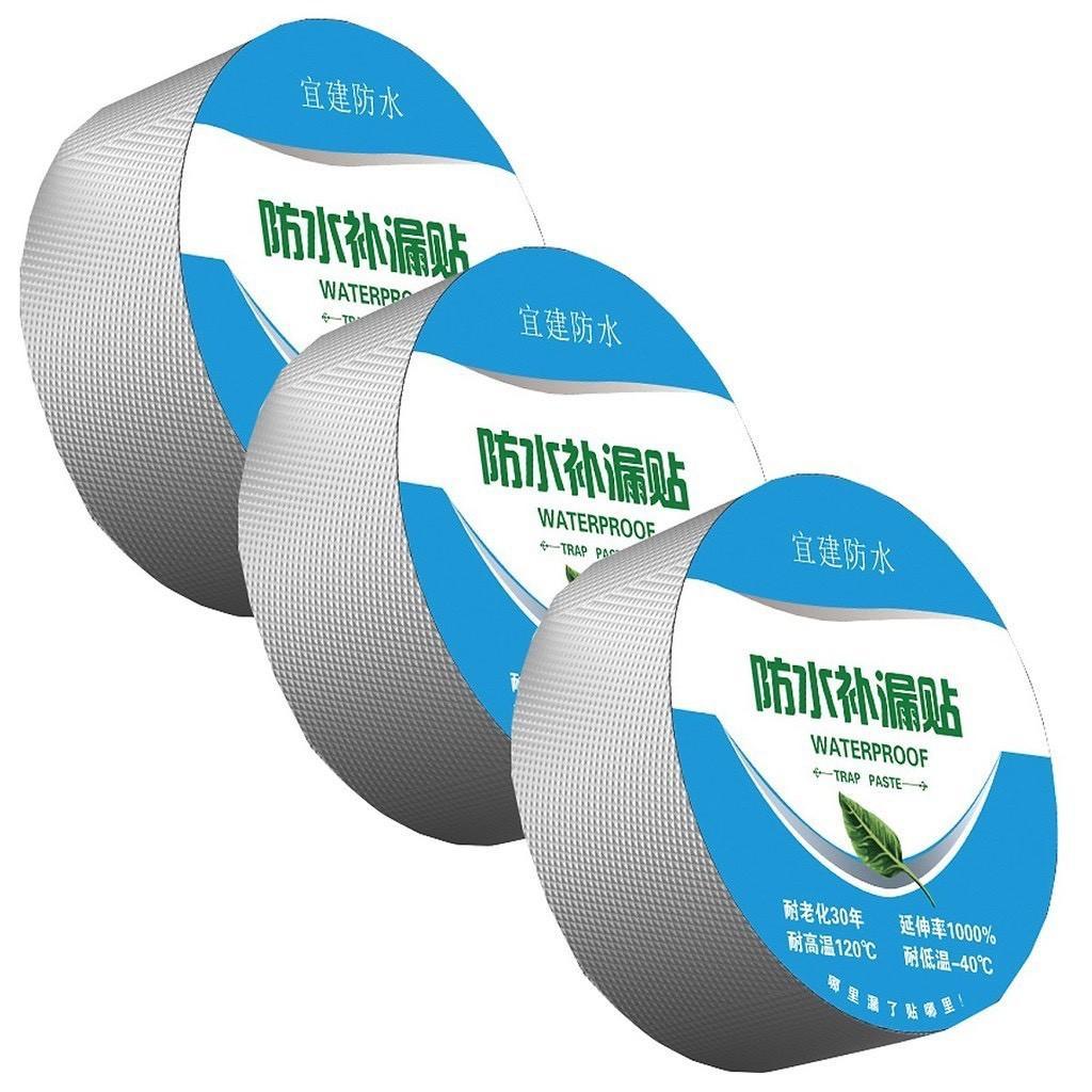 Băng keo chống thấm nước, chống dột hiệu quả dính trên mọi bề mặt siêu bám dính