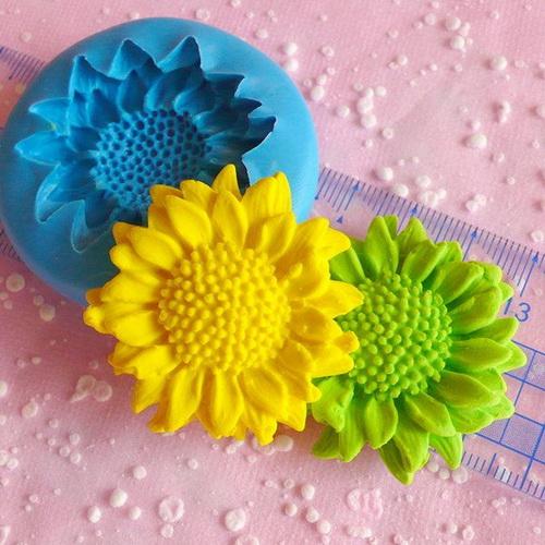 Khuôn silicon hoa hướng dương
