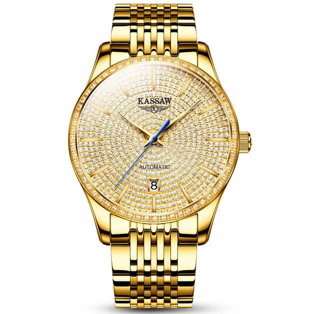 Đồng hồ nam chính hãng KASSAW K878-1