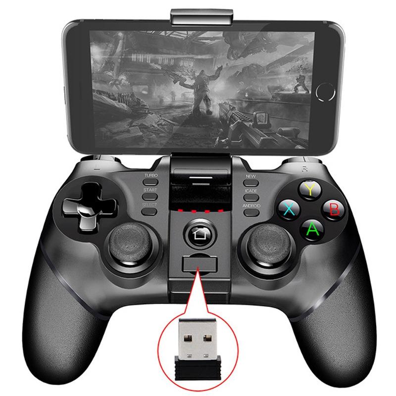 Gamepad không dây X601 đa chế độ ( Bluetooth - USB 2.4G - Dây ) cho smartphone , máy tính , Tivi