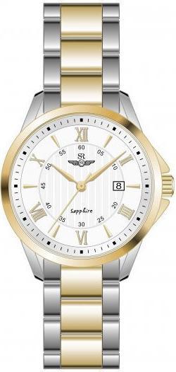 Đồng hồ nữ dây thép không gỉ SRWATCH SL3006.1202CV