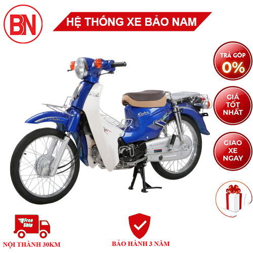 Xe Cub 50CC New Việt Thái 2020