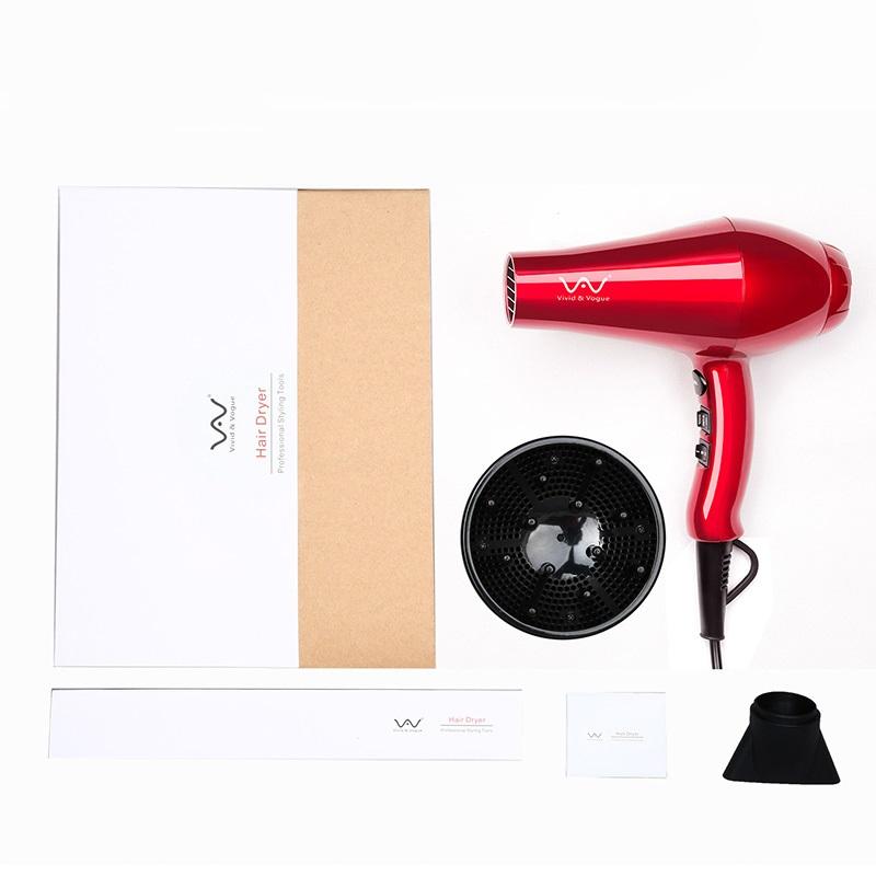 Máy sấy tóc ion tia hồng ngoại VAV104AC