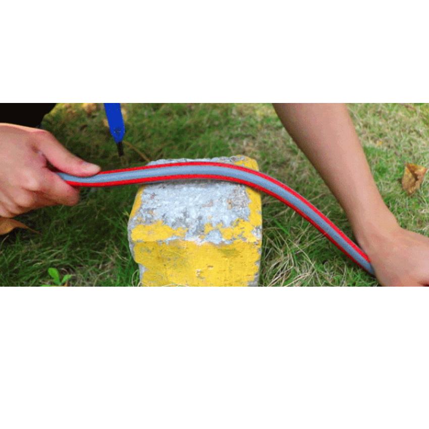 Ống nối vòi nước,dây bơm nước cho máy bơm,vòi xịt phun nước rửa xe,tưới cây 206576-1 (xám)